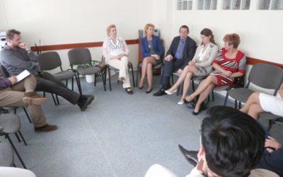 Partnerségi találkozó – 2014.05.08.