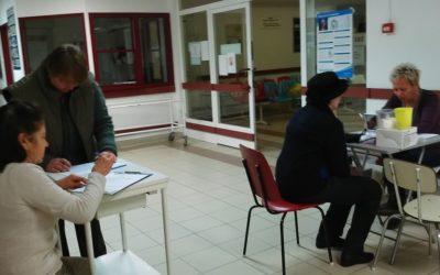 Mammográfiás Központ szűrőnap – 2017.01.28.