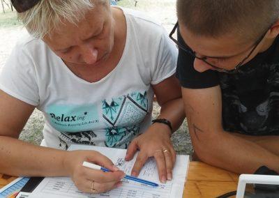Palacsintafesztivál Derekegyházon - Szűrővizsgálatok tartása - 2017.07.08.