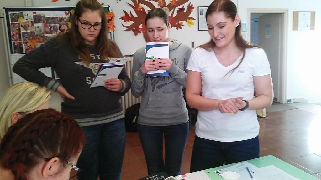 Boros Sámuel Szakközépiskola – Európai szakképzési hét – Bemutatkozik az Egészségfejlesztési Iroda – 2017.11.20.