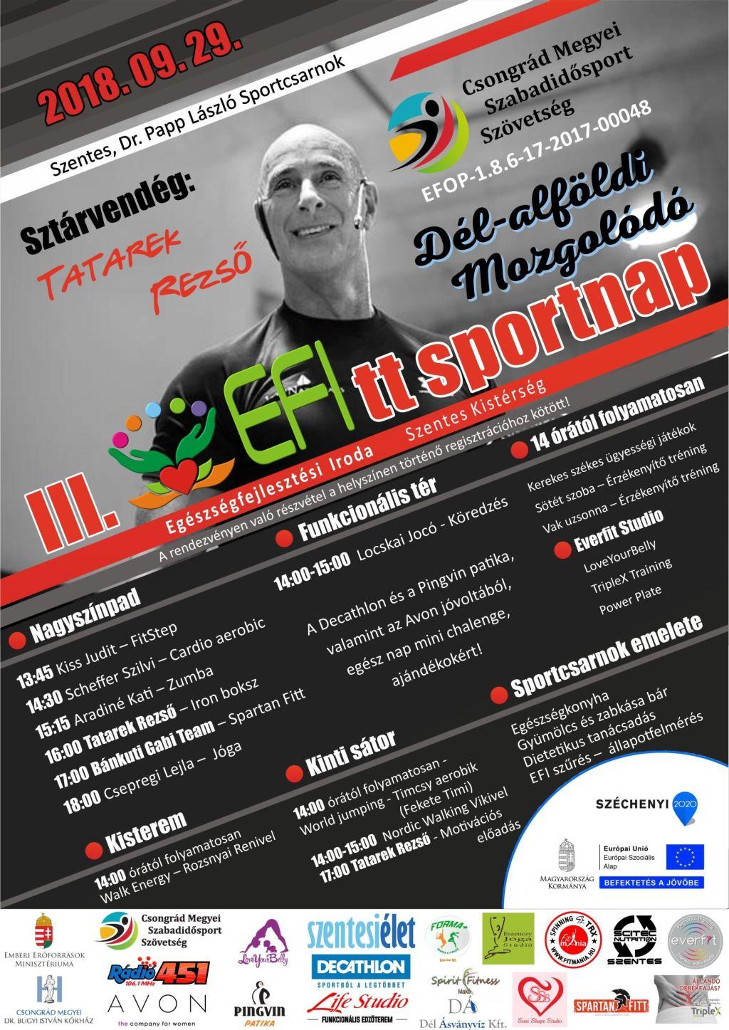 III. EFItt sportnap - 2019.09.29.